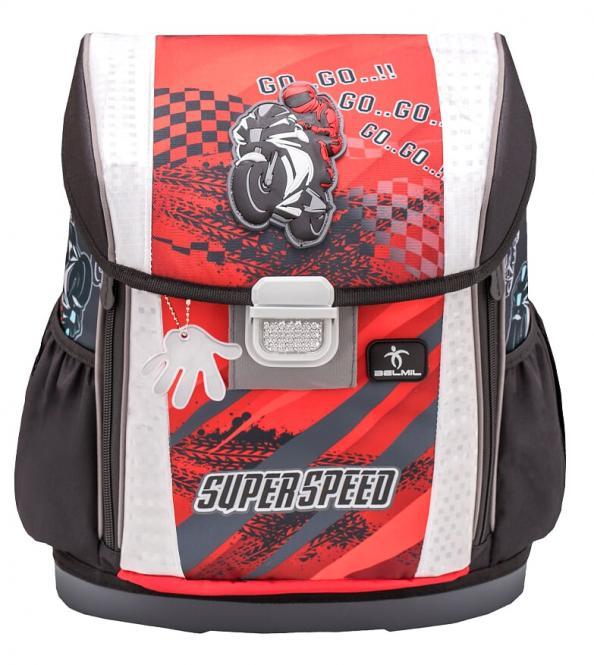 Schulranzen Set 4-teilig 2020 Super Speed