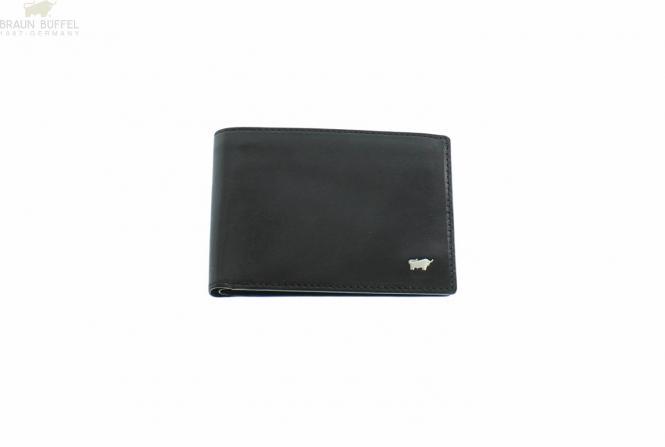 Geldbörse GAUCHO 33153 Schwarz