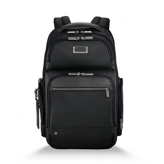 "Medium Cargo Backpack 15.6"" black"