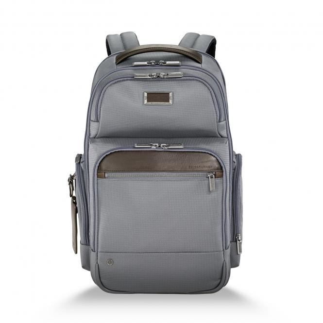 "Medium Cargo Backpack 15.6"" grey"