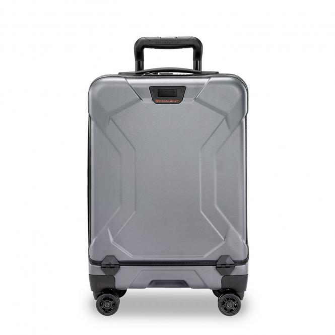 Domestic Carry-On 4-Rollen-Trolley Granite