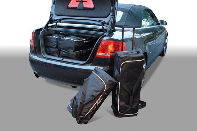 Cabriolet Reisetaschen-Set (B6 & B7) ab 2001-2008 | 3x52l + 3x23l