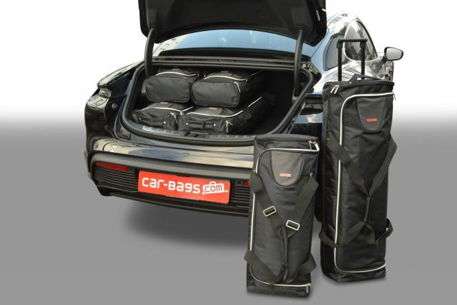 Reisetaschen-Set Limousine ab 2019 | 3x61l + 3x33l
