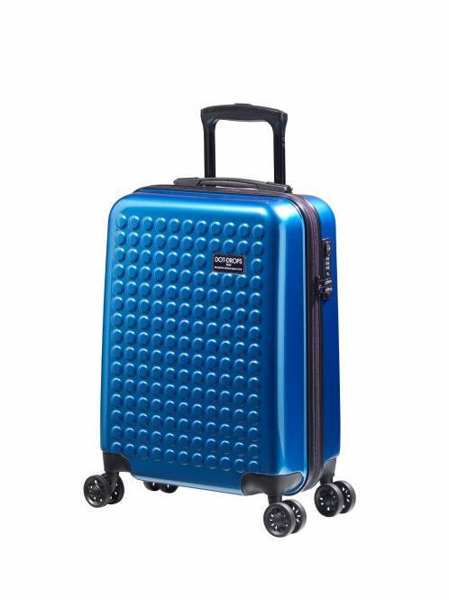 Trolley S 4R 55cm, kreativ individualisierbar ice blue
