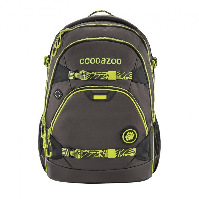 Limited Edition Schulrucksack Neon Yellow