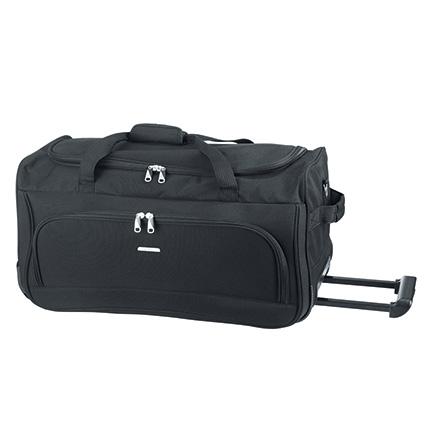 Rollenreisetasche 2w 7713 schwarz