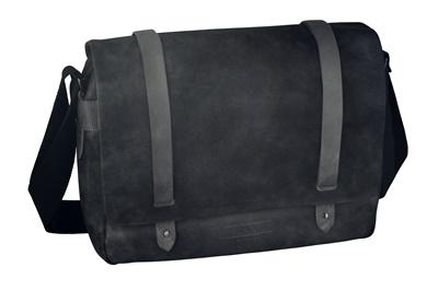 """Messenger Bag mit Laptopfach 15"""" - 5226 schwarz"""