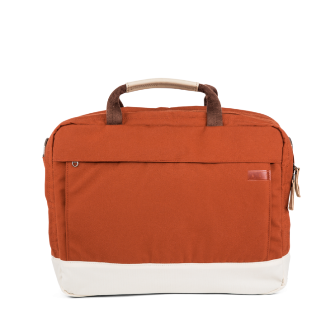 Classic Essential Work Bag mit Laptopfach Mars Red