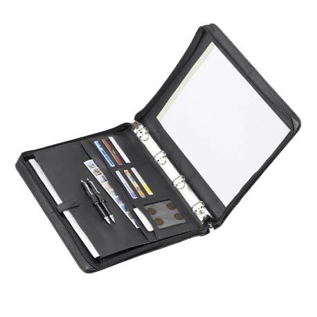 Schreibmappe 8510F schwarz