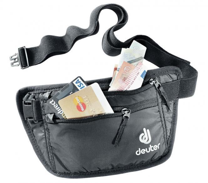 Money Belt I Geldgurt black