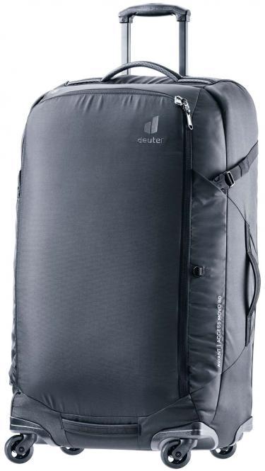 80 Reisetasche 4-Rollen black