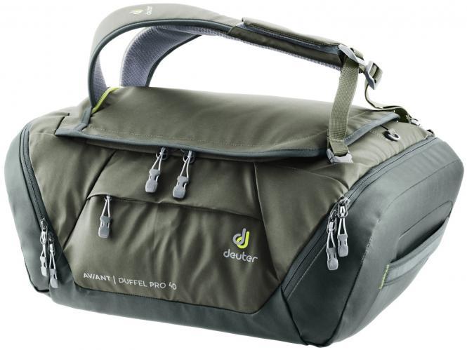 Duffel Pro 40 Khaki-Ivy