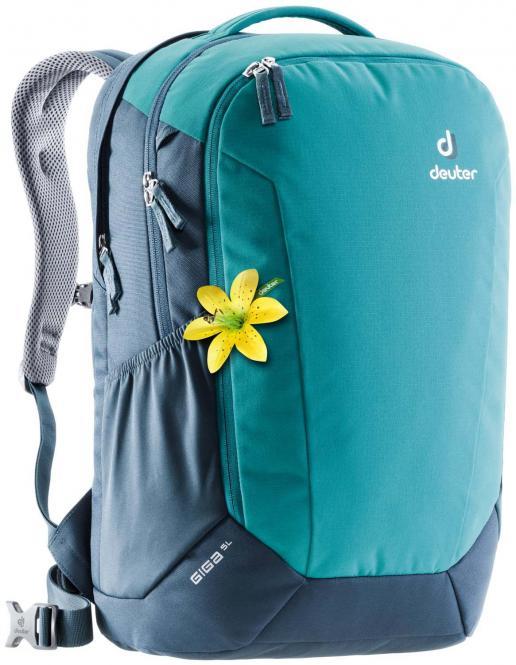 "Daypack mit Laptopfach 15,6"" petrol-arctic"