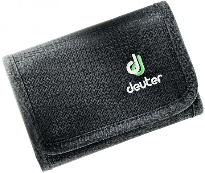 Travel Wallet Geldbörse black