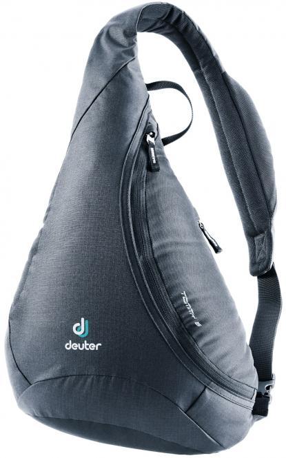 Crossbag Umhängetasche Daypack S black