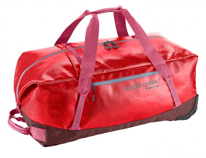 Wheeled Duffel 130l Coral Sunset