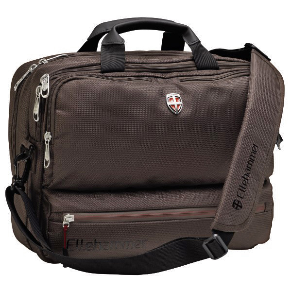 Laptoptasche Computer Bag braun