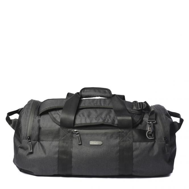 GearBag Rucksack-Reisetasche Black