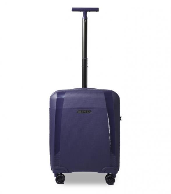 Cabin-Trolley S 4w 55 cm purpleVELVET