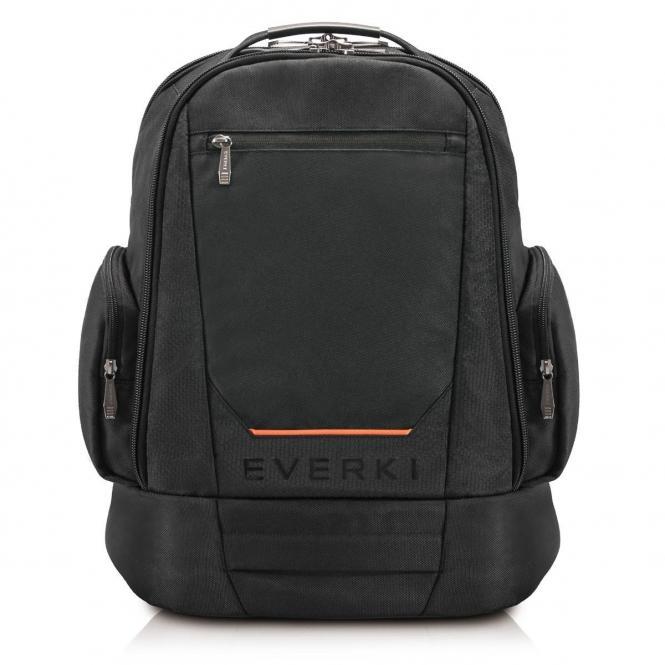 """117 Laptop-Rucksack, bis 18.4"""" schwarz"""