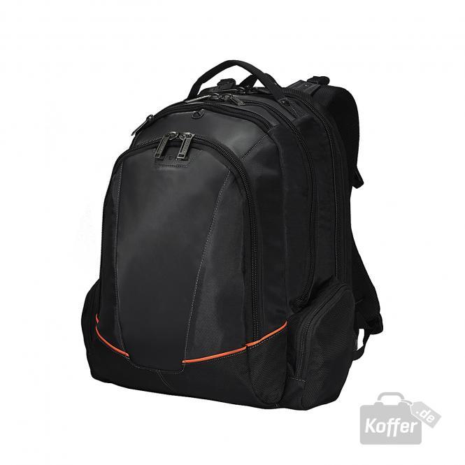 Laptop Rucksack 16 Zoll Schwarz