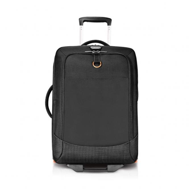 Laptop-Trolley, von 15-Zoll bis 18,4-Zoll Schwarz