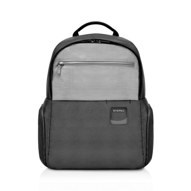 Commuter Laptop Rucksack 15,6 Zoll Schwarz