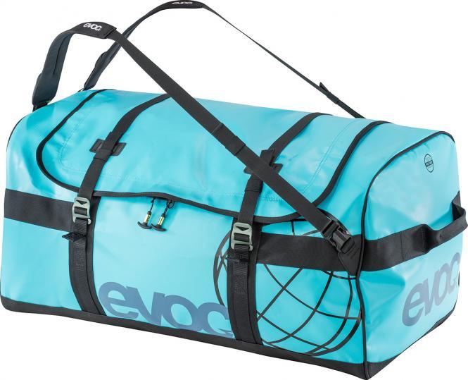 Duffle Bag 40l S neon blue