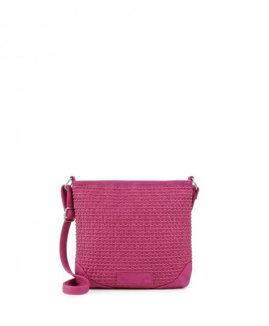 Umhängetasche Clarina pink