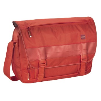 Business-Schultertasche funktional Red