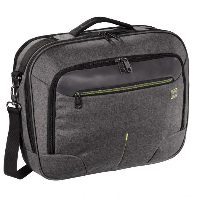 Business-Tasche funktional Asphalt Grey