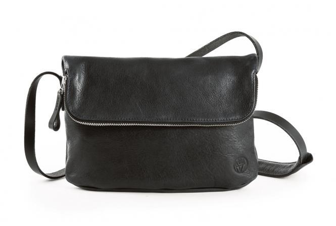 Twosize Handbag Schwarz