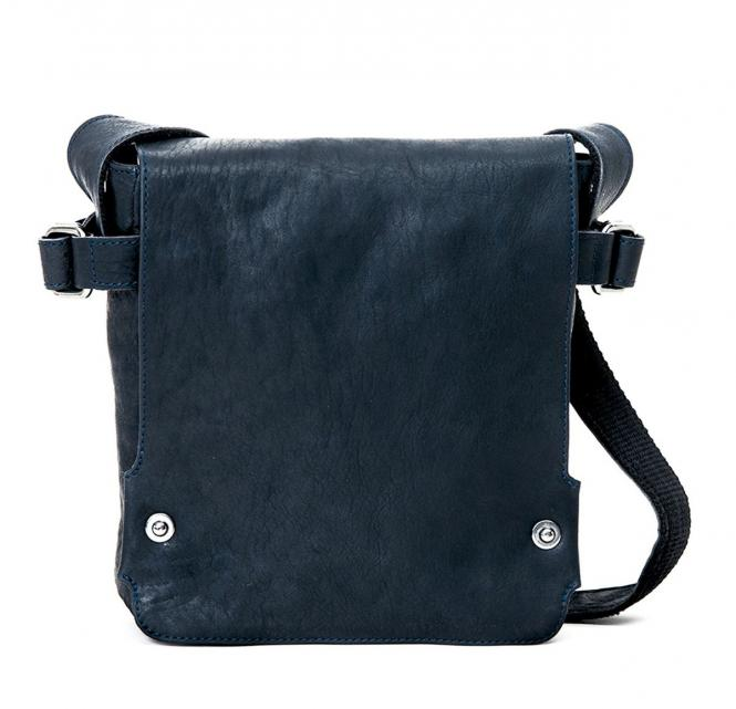 Crossbag Blau