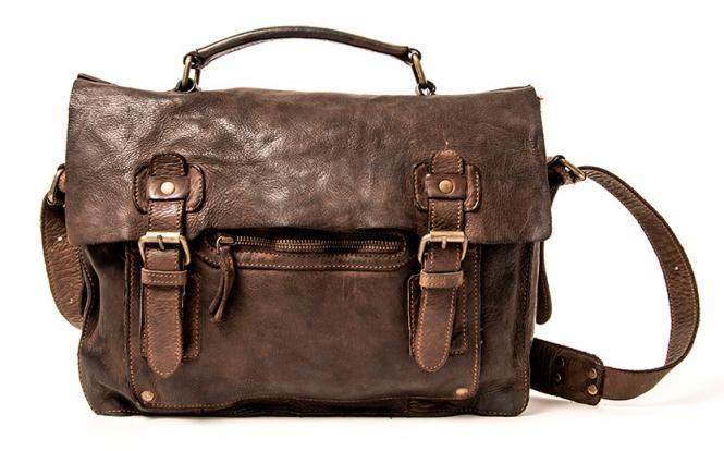 Aktentasche Briefbag braun