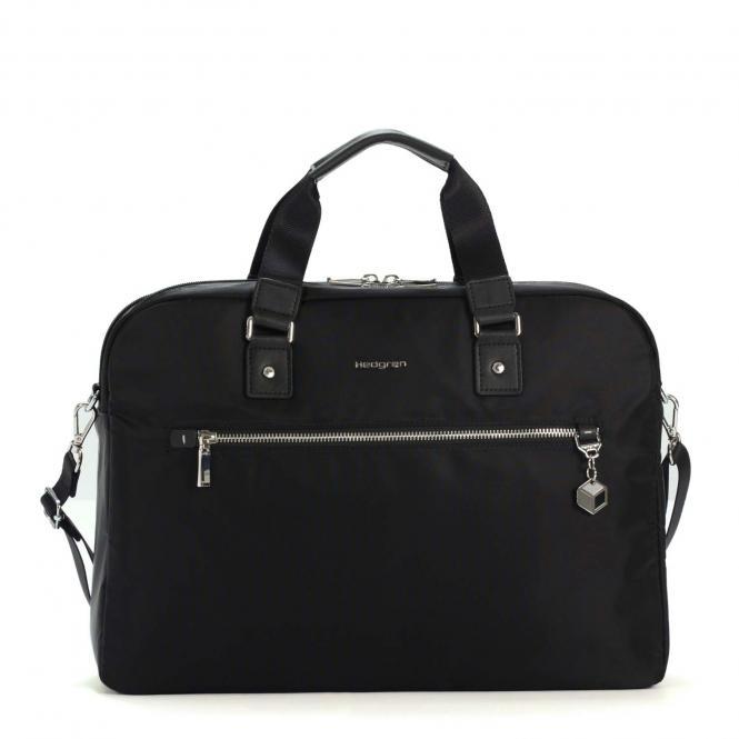 """Opalia Business-Tasche mit zwei Fächern 15,6 """" Black"""
