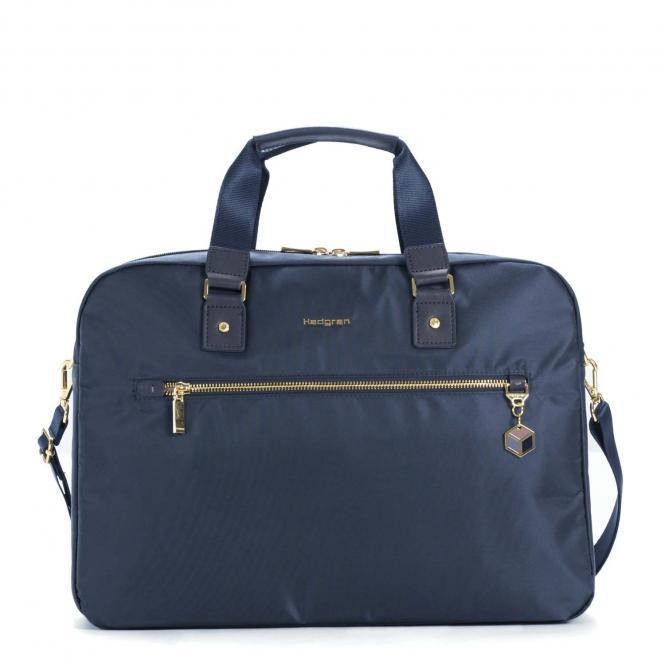"""Opalia Business-Tasche mit zwei Fächern 15,6 """" Mood Indigo"""