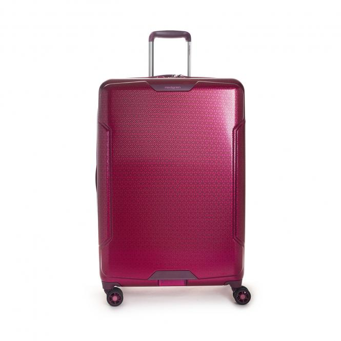 Glide L Expandable 4-Rollen-Trolley 76cm Beet Red