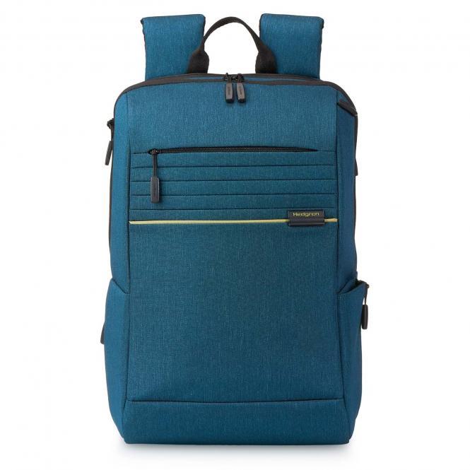 """DASH Rucksack mit zwei Fächern 15,6 """" Legion Blue"""