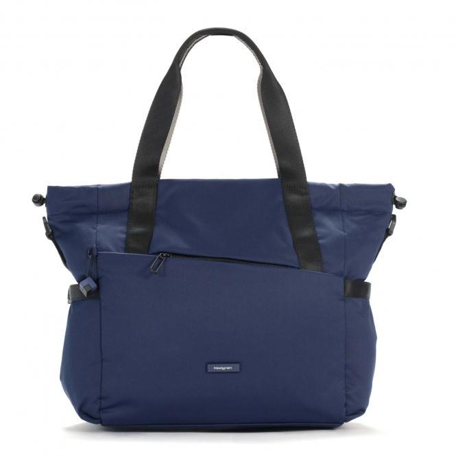 GALACTIC Shoulder Bag Tote Halo Blue