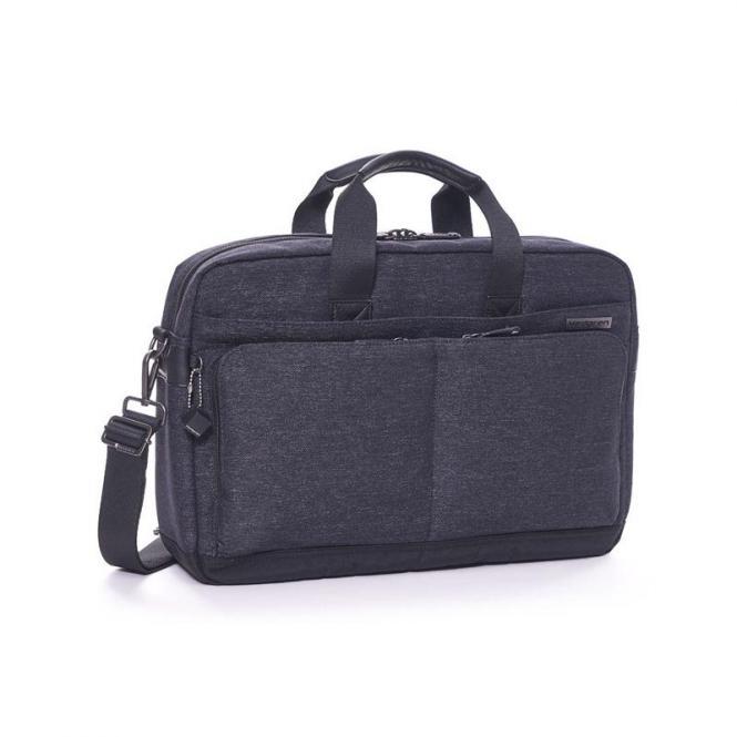"Harmony M Briefcase Medium 15,6"" Asphalt"