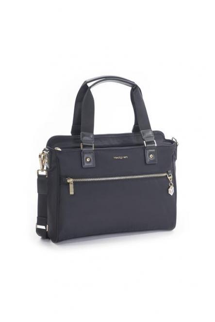 """Appeal Handbag 13"""" Black"""