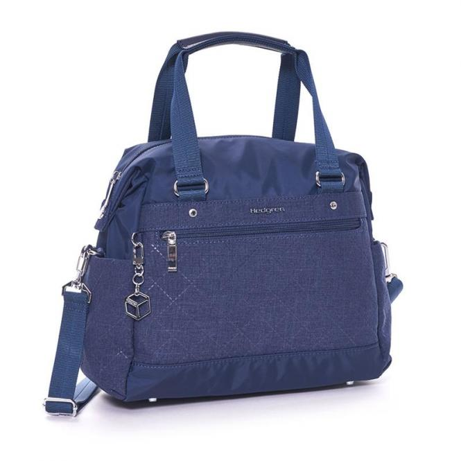 Lazuli Handbag Dress Blue