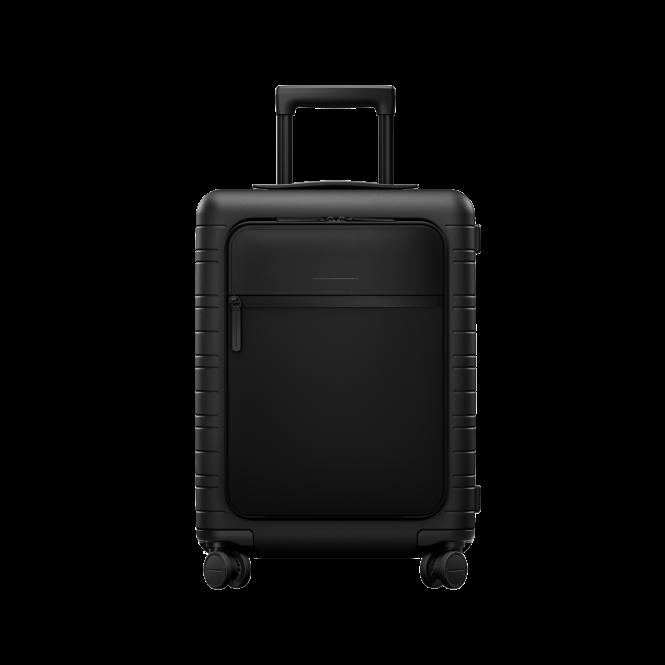 M5 Cabin Trolley mit Fronttasche All black