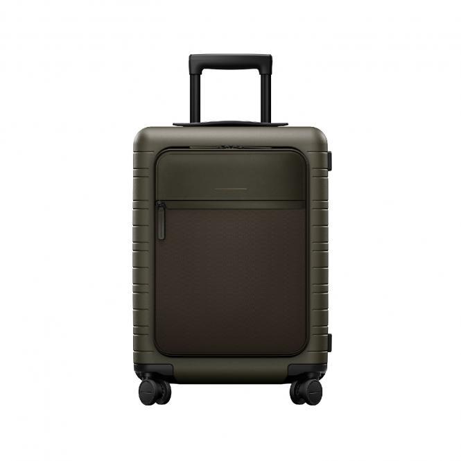 M5 Cabin Trolley mit Fronttasche Dark Olive