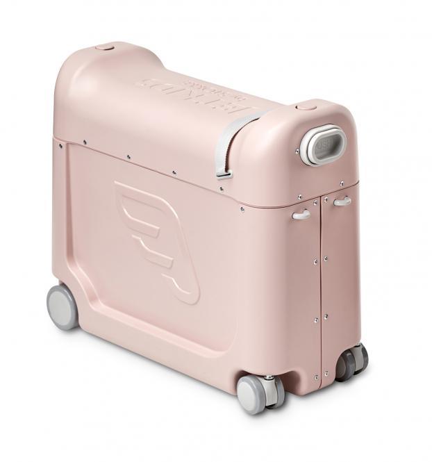 RideBox Aufsitzkoffer Pink Lemonade