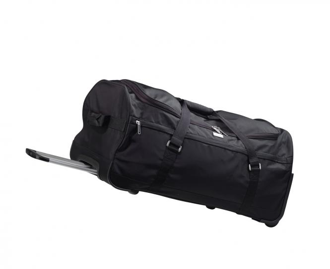Wheeled Duffle 72cm noir