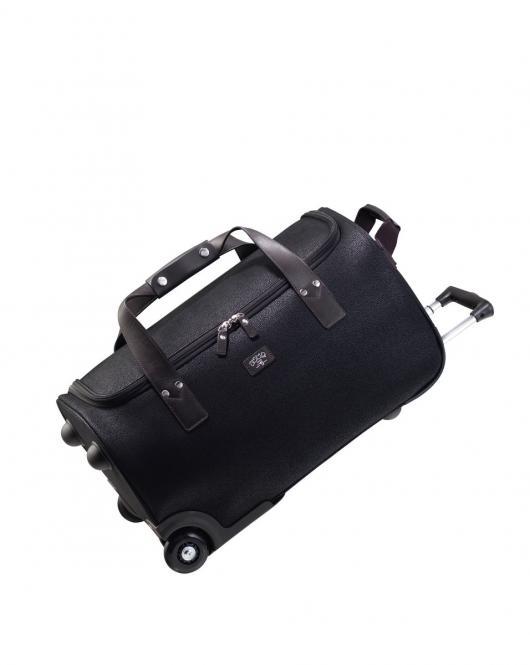 Wheeled Duffle 55cm noir