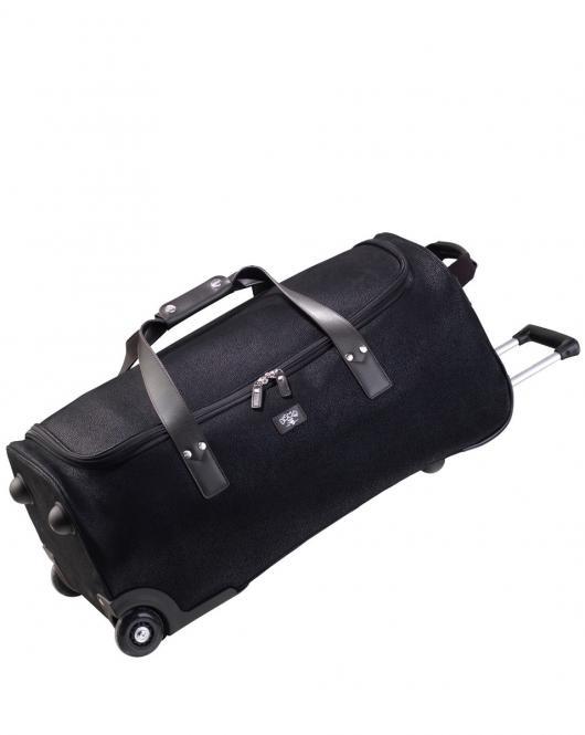 Wheeled Duffle 68cm noir