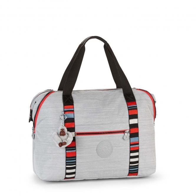 Basic Plus Reisetasche Dazz Grey Str