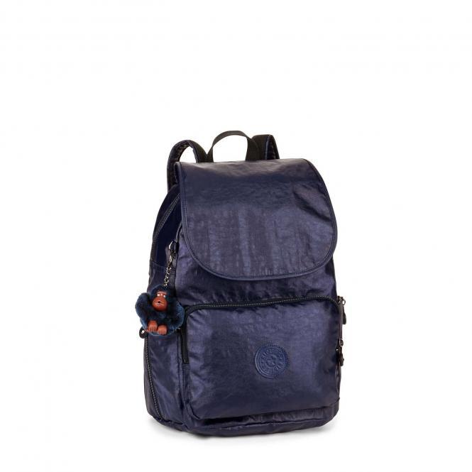 Basic Plus Kleiner Rucksack Lacquer Indigo
